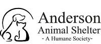 Anderson Animal Shelterlogo with cat and dog
