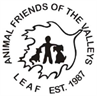 Animal Friends of the Valleys (Wildomar, California) logo with dog, cat and human