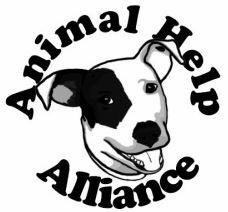 Animal Help Alliance (Las Vegas, Nevada) logo with dog