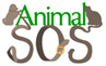 Animal Services & Operations Support (Animal SOS) (Columbus, Georgia) logo with dog, cat