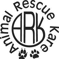 Animal Rescue Kare ARK (Munfordville, Kentucky) logo with paw prints