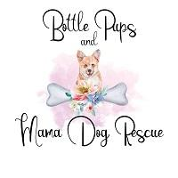 Bottle Pups and Mama Dog Rescue (Moab, Utah) logo