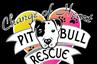 Change of Heart Pit Bull Rescue (Raleigh North Carolina) logo with pit bull and heart