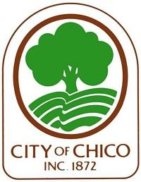 City of Chico Animal Shelter (Chico, California) logo is the city of Chico logo with green grass and a tree in a brown circle