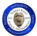 Idaho Falls Animal Services (Idaho Falls, Idaho) logo with police badge