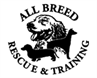 Colorado Springs All Breed Rescue (Colorado Springs, Colorado) logo with dogs and text 'All Breed Rescue & Training'