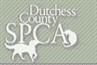 Dutchess County SPCA (Hyde Park, New York ) logo with org name and white dog and cat
