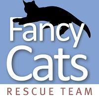 Fancy Cats & Dogs Rescue Team (Fairfax, Virginia) cat logo