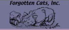 Forgotten Cats (Greenville, Delaware) logo with cat