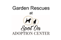 Garden Rescues Inc. (Greenwich, Connecticut) logo with dog cat