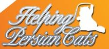 Helping Persian Cats (NKLA) (Beverly Hills, California) logo of cat with text Helping Persian Cats