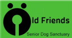 Old Friends Senior Dog Sanctuary (Mount Juliet, Tennessee) of black and white dog head silhouette