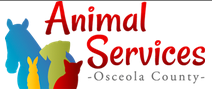 Osceola County Animal Services (St. Cloud, Florida) of blue horse, green dog, red cat, yellow rabbit, Osceola County