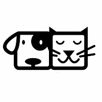Friends of the Pflugerville Animal (Pflugerville, Texas) logo of cat and dog
