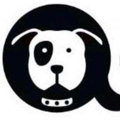 Res-Q-Me Rescue (N Las Vegas, Nevada) logo dog head in Q