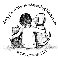 Rozzie May Animal Alliance (Conway, New Hampshire) logo