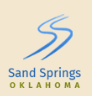 Sand Springs Animal Welfare (Sand Springs, Oklahoma) logo with SS initials