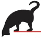Ten Lives Club (Blasdell, New York) | logo of black cat, red paw print, red line, text Ten Lives Club, cat adoption group