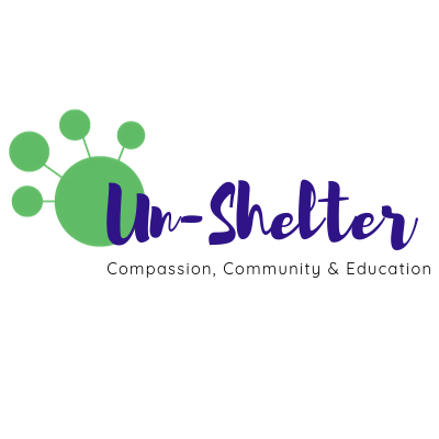 The Un-Shelter (Plymouth, Michigan) logo compassion community education