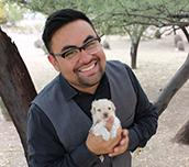 José Ocaño, Pacific regional director of Best Friends Animal Society
