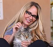 Julie Castle, CEO of Best Friends Animal Society