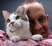 Peter Wolf, Research and policy analyst, Best Friends Animal Society
