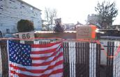Delivering donations to Hurricane Sandy victims