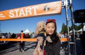 Enjoying Strut Your Mutt in New York City