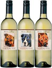 Vicktory dog white wine