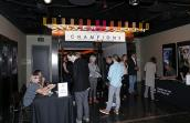 The Los Angeles screening of 'The Champions' documentary