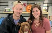 Humane Society of Charlotte helps dog with her behavior and medical challenges until she is adopted as part of Lagunitas Brewing