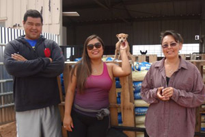 Blue Buffalo pet food donation to No More Homeless Pets Network partner