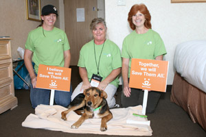 A New Leash on Life with Charlie at the No More Homeless Pets Conference in Jacksonville