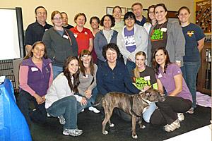 San Antonio shelter dog training group