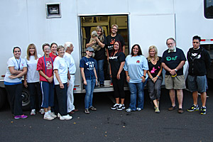 Tennessee Animal transport team