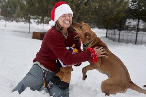 Dogtown celebrates the holidays