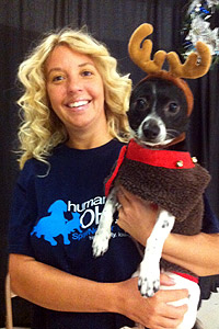 Happy holidays at Humane Ohio