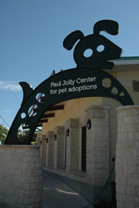 Paul Jolly Center for Pet Adoptions in San Antonio