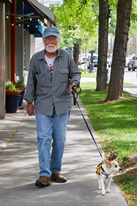 Chuck Austin has been making the world a better place for homeless pets for more than 15 years